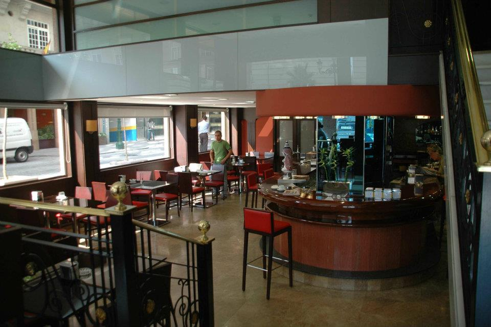 Cafetería Hotel Ciudad de Vigo