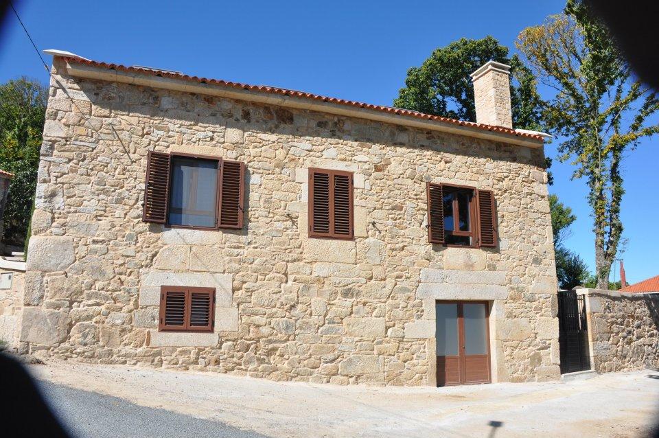 Reforma casa rural Lugo