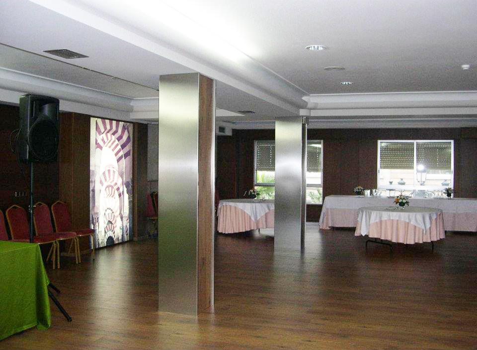 Salón hotel Ciudad de Vigo