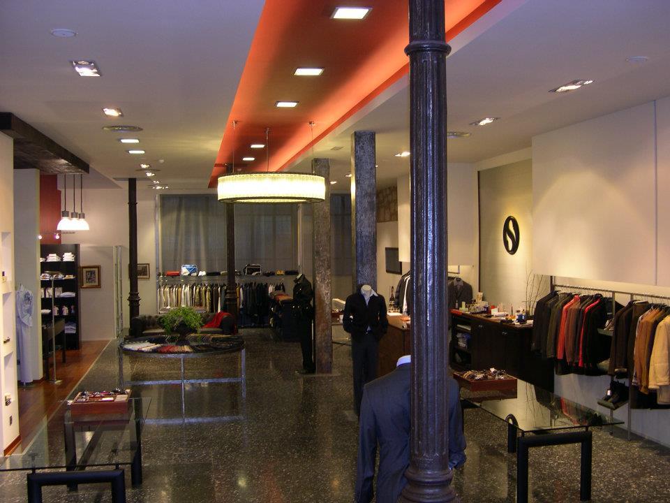 Reforma tienda ropa Santano - Vigo