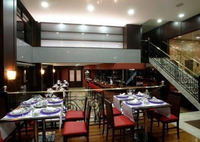 Comedor Hotel Ciudad de Vigo