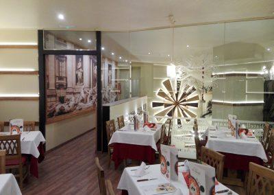 Reforma restaurante La Tagliatella Pontevedra